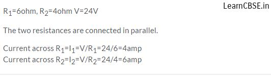 lakhmir singh physics class 10 online Chapter 1 Electricity Q12 Page 38