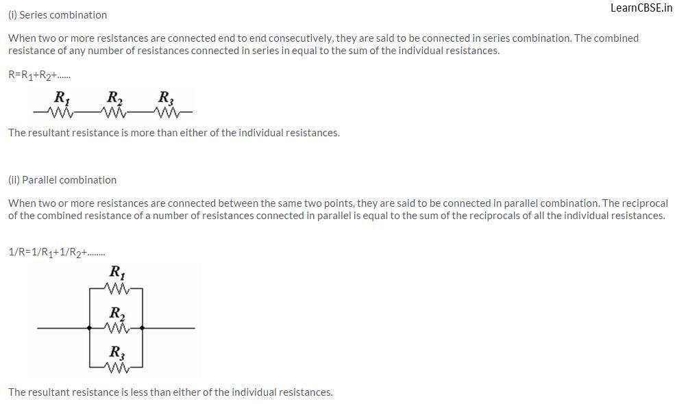 lakhmir singh physics class 10 online Chapter 1 Electricity Q13 Page 38