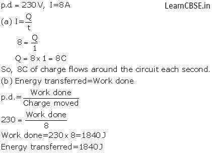 lakhmir singh physics class 10 Chapter 1 Electricity Q34 Page 12