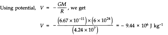 ncert-class-11-solutions-physics-chapter-8-gravitation-19