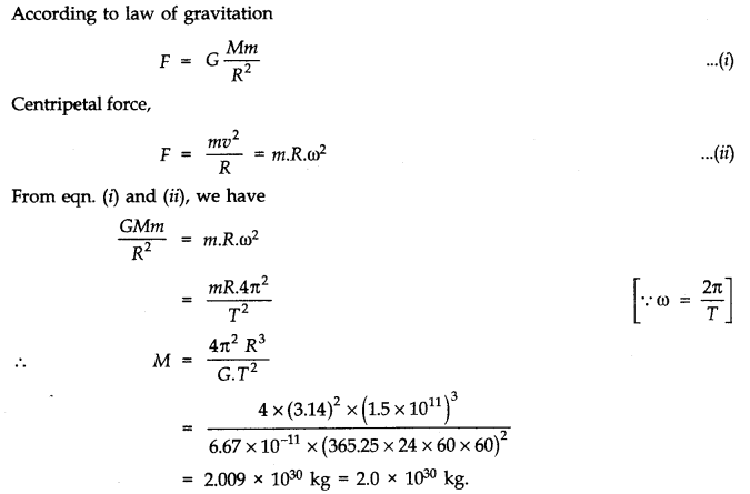 ncert-class-11-solutions-physics-chapter-8-gravitation-8