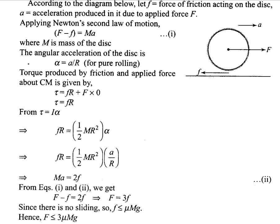 ncert-exemplar-problems-class-11-physics-chapter-6-system-particles-rotational-motion-49