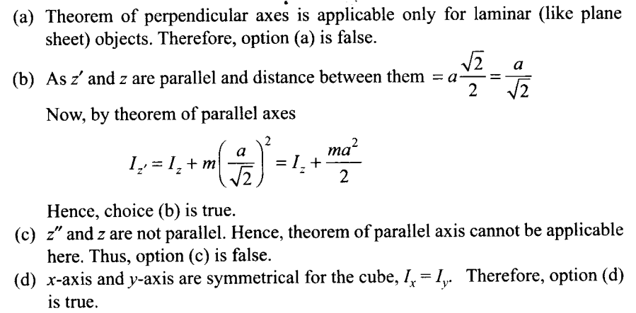 ncert-exemplar-problems-class-11-physics-chapter-6-system-particles-rotational-motion-22