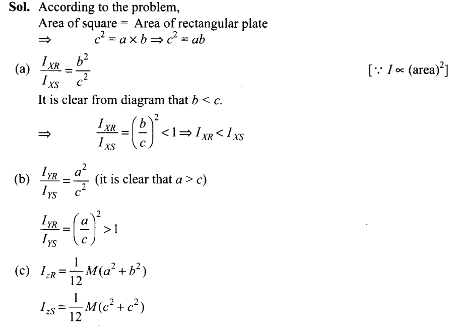 ncert-exemplar-problems-class-11-physics-chapter-6-system-particles-rotational-motion-46