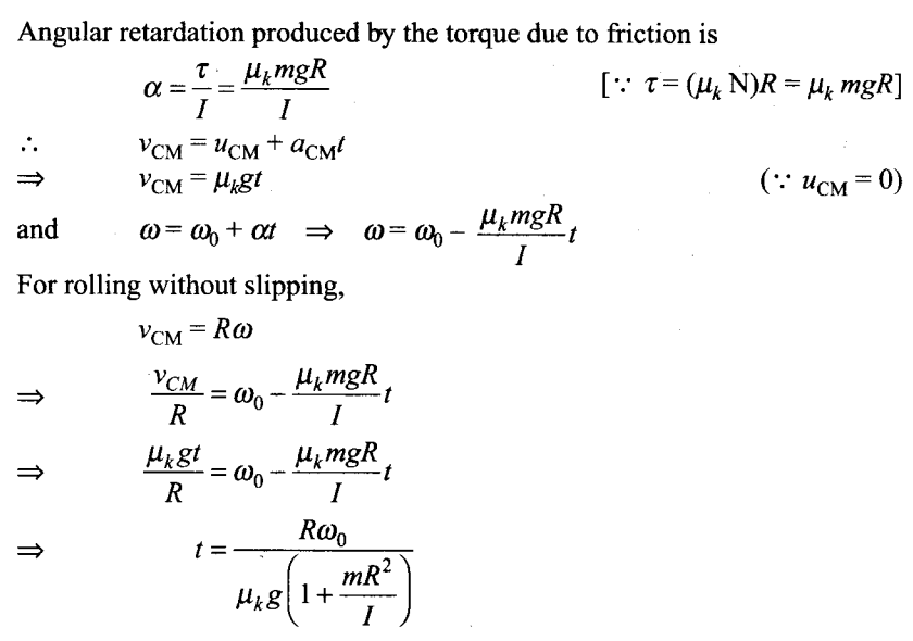ncert-exemplar-problems-class-11-physics-chapter-6-system-particles-rotational-motion-43